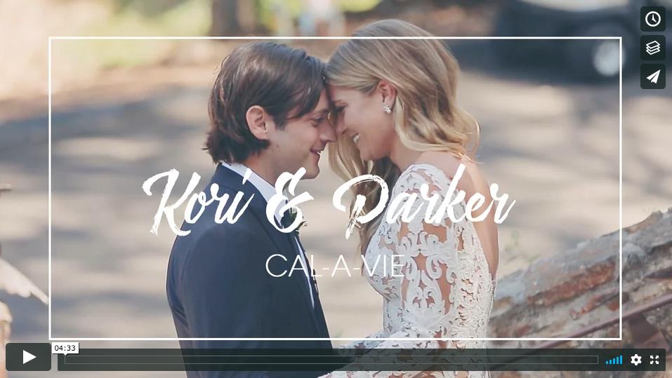 San Diego wedding film