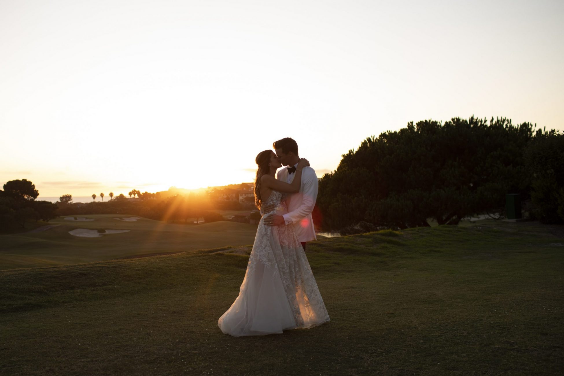 monarch beach resort sunset, monarch beach weddings, monarch beach wedding videographers, souther california wedding videographers, orange county wedding videographers, o&b